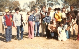 1982 Sep Hshm Gymkana Woodbine students